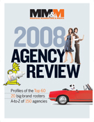 April 2008 Issue of MM&M
