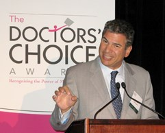Dusa, Topin & Associates take three Doctors' Choice awards
