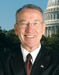 Grassley questions Prempro ghostwriting practices