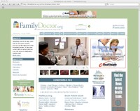 AAFP launches consumer site