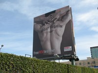 AHF billboards aim to roll back HIV uptick