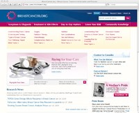 BreastCancer.org partners with HealthCentral