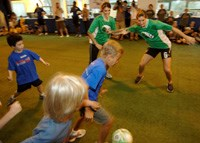 MedImmune taps soccer champs for flu awareness