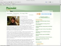 Son of Pharmalot: popular pharma blog gets relaunch