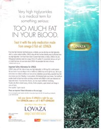 GSK rolls out new DTC ads for Lovaza