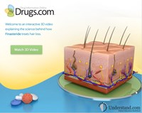 Drugs.com adds custom 3D animation