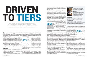 Driven to Tiers