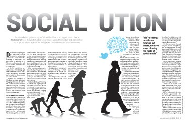Socialution: The Evolution of Social Media