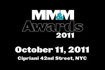 MM&M Awards 2011 sponsorship opportunities