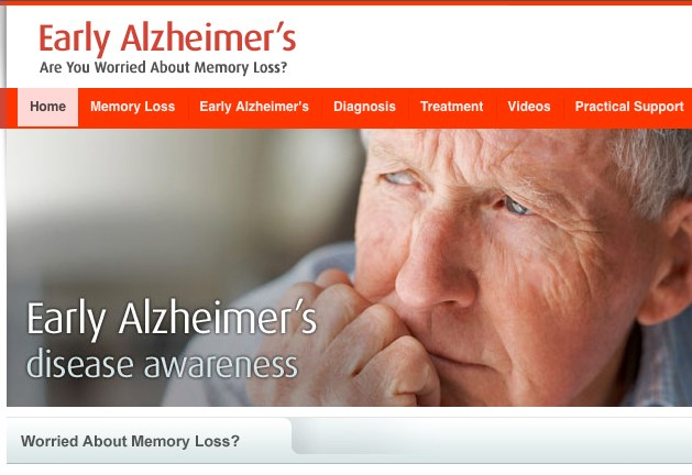 Roche launches first-ever early-stage Alzheimer's awareness website