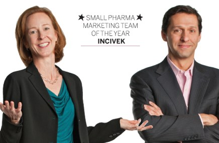 All-Star Small Marketing Team of the Year: Incivek, Vertex