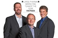 All-Star Large Marketing Team of the Year: Victoza, Novo Nordisk