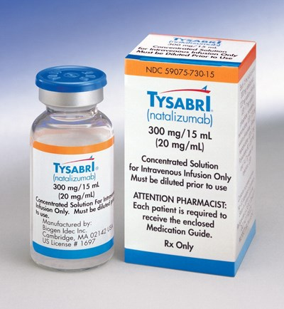 Tysabri gets boost from label change, new diagnostic