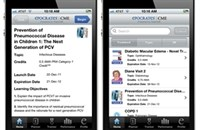 By iPhone or web, parity in learning