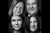 Managing partners ­Sonja Foster-Storch, Gerry McLaughlin, Jill Beene, Ashley Schofield