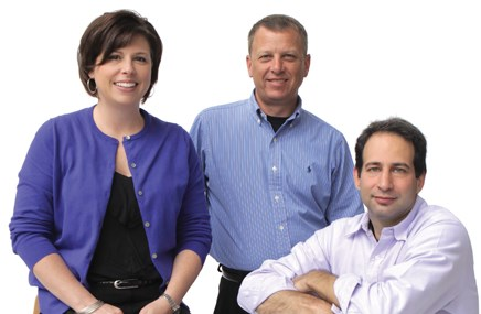 Alyson Connor, Jeff Burkel, Phil Stein