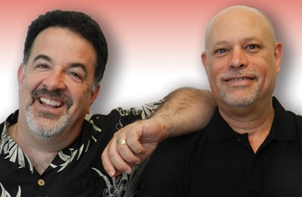 Bob Vogel, Jeff Farina