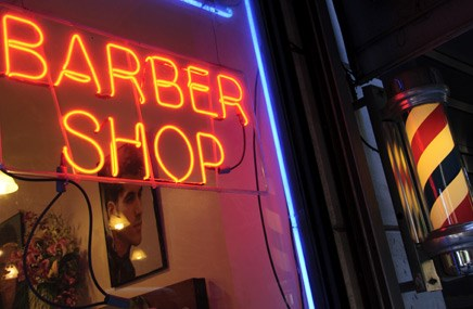 The brand barbershop: how good is your hair?