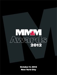 2012 MM&M Awards winners spotlighted