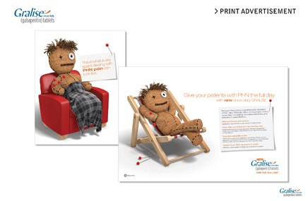 Best Single Professional Print Advertisement