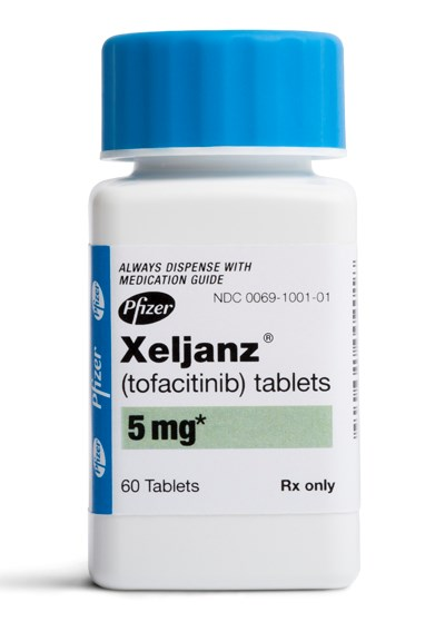 Xeljanz line extension could lift drug's profile