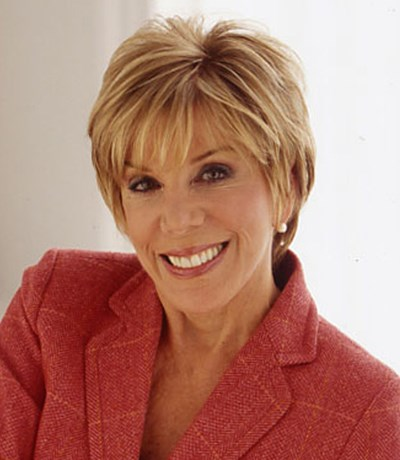 Life coach Gail Blanke