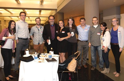 MAHF shares its wisdom with young execs