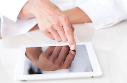 Healthcare Professionals: The iPad and other drugs