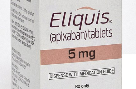 Eliquis enters the DVT business