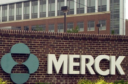 Merck's third-quarter earnings were down nearly 4% from the same period a year ago