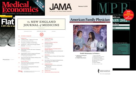 Journal Ad Report 2012: In a Bind