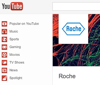 YouTube's Channels reboot gives pharmas pause