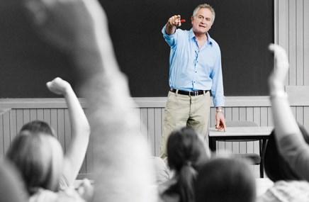 Training & Education: Majoring in Change