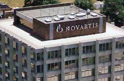 Novartis events draw DOJ lawsuits