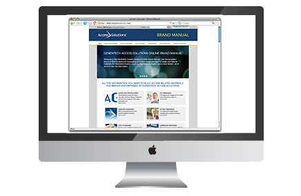 McCann Managed Markets produced digital work for Genentech Access Solutions