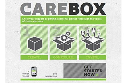 Work for the Carebox app