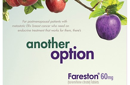 Fareston, which treats breast cancer, is a Renavatio customer