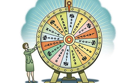 MM&M Career & Salary Survey: Wheel of Fortune