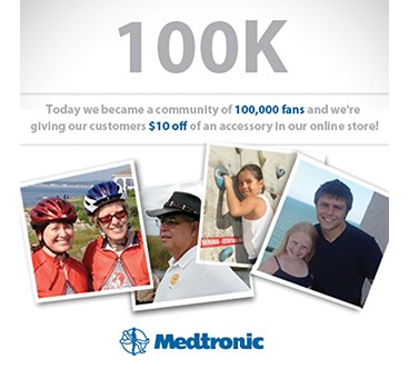 The Medtronic Diabetes Community: Engaged, Inspired and the #1 Diabetes Brand on Facebook