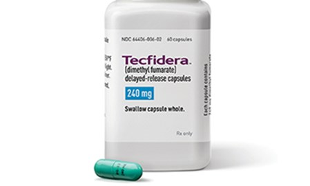 Tecfidera sales soar, cannibalize older med