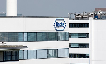 Roche's US sales were down, but sales in Europe and Japan rose slightly