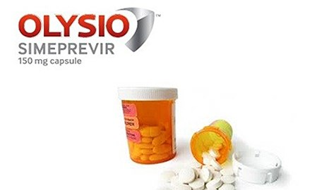 Johnson & Johnson's hepatitis-C drug Olysio