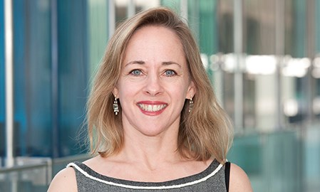 Julie Morrow, PhD, head of communications, Novartis Pharmaceuticals UK Ltd.