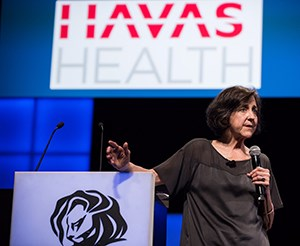 A Havas Health presentation from Cannes 2014
