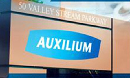Auxilium says that Endo's unsolicited $2.2-billion bid undervalues the company