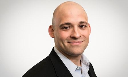 Mike Kondratick, healthcare account supervisor, Capstrat