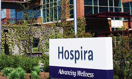Hospira has dibs on a Lucentis biosimilar