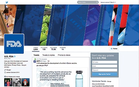 FDA social media guides draw flak