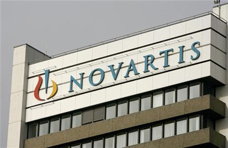 Novartis sends two Phase-III chronic obstructive pulmonary disease drugs to the FDA for review.