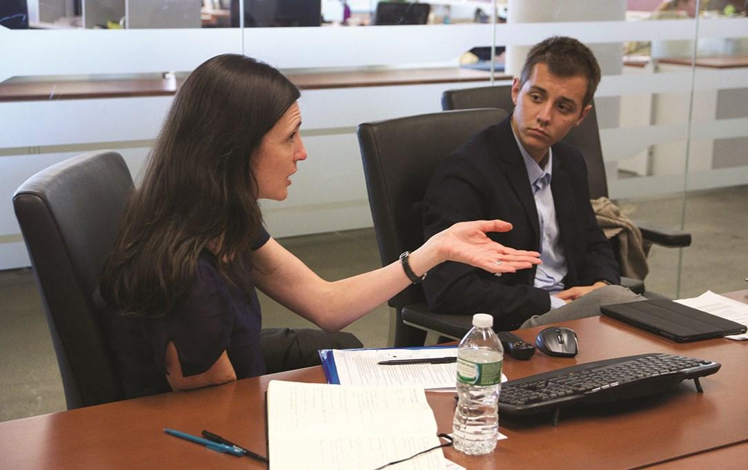 Leadership Exchange: Engaging the Digital Natives